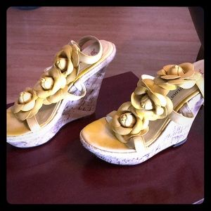3 inch wedge shoes